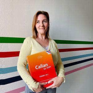 Sarah, insegnante madrelingua inglese